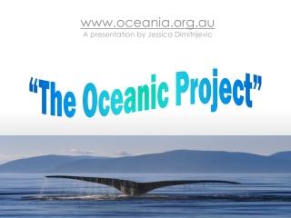 Ocean Platforms