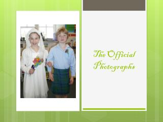 The Official Photographs