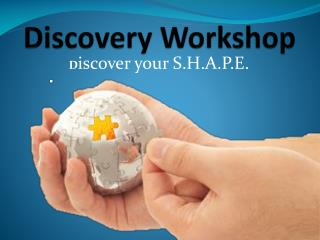 Discovery Workshop