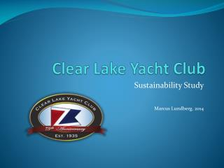 Clear Lake Yacht Club