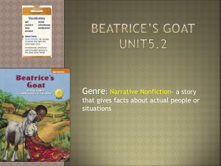 Beatrice's goat Unit5.2