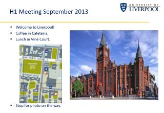 H1 Meeting September 2013