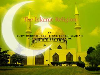 The Islamic Religion