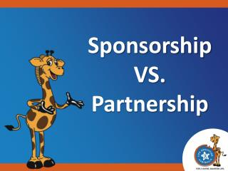 Sponsorship VS. Partnership