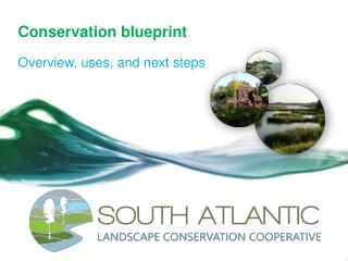 Conservation blueprint
