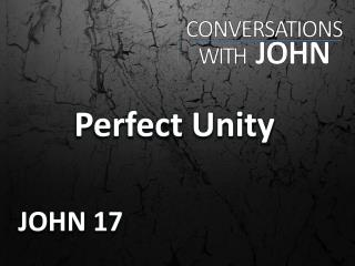 Perfect Unity