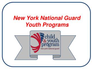 New York National Guard Youth Programs