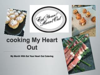 cooking  My Heart Out