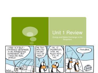Unit 1 Review