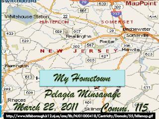 Pelagia Minsavage
