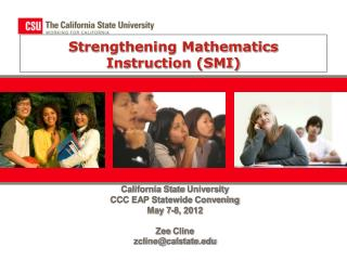 Strengthening Mathematics Instruction (SMI)