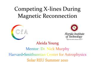 Competing X-lines During Magnetic Reconnection