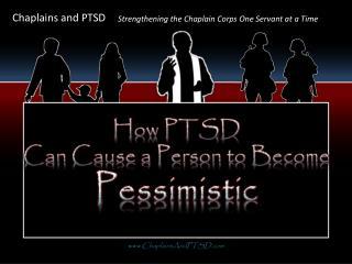 Chaplains and PTSD
