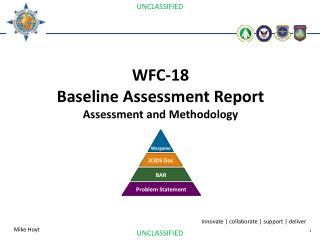 WFC-18 Baseline Assessment Report Assessment and Methodology