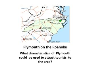 Plymouth on the Roanoke