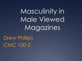 Drew Phillips CMC 100-2