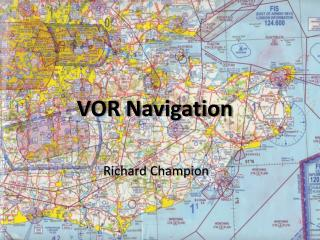 VOR Navigation