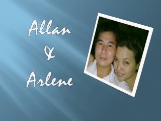 Allan & Arlene