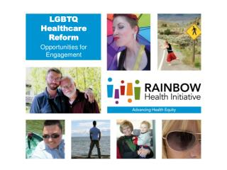 LGBTQ Healthcare Reform