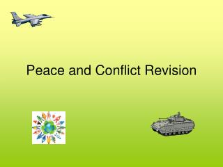Peace and Conflict Revision