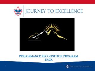 Performance Recognition Program Pack