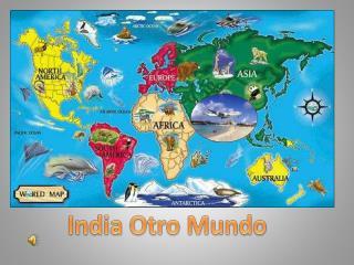 India Otro Mundo
