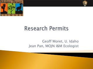 Research Permits