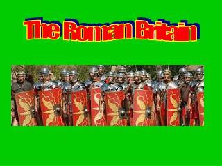 The  Roman  Britain