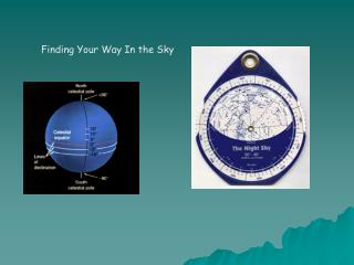 Finding Your Way In the Sky