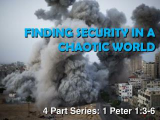 Finding Security in a Chaotic World