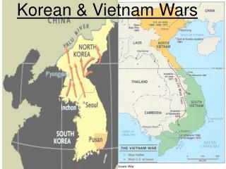 Korean & Vietnam Wars