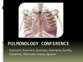 Pulmonology  Conference