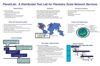 PlanetLab:  A Distributed Test Lab for Planetary Scale Network Services