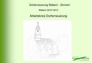 Dorferneuerung Wabern - Zennern
