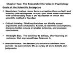Chapter Two: The Research Enterprise in Psychology
