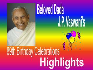 J.P. Vaswani's