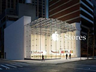 - Stores