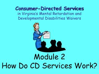 Module 2 How Do CD Services Work?