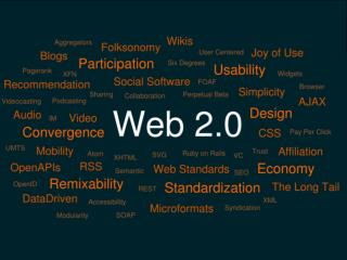 Web/School 2.0 and  Accessibility