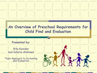 An Overview of Preschool Requirements for Child Find and Evaluation