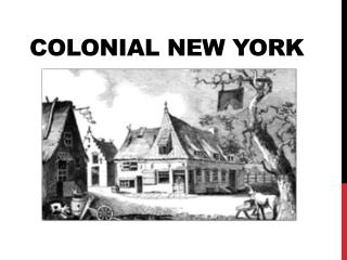 Colonial New York