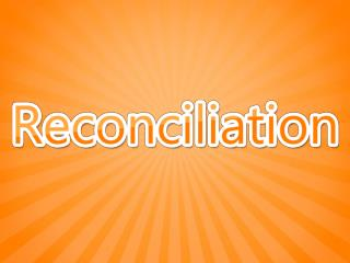 The Sacrament of Reconciliation