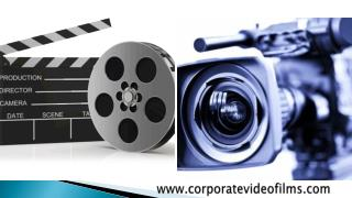 Corporate Film Makers in Delhi