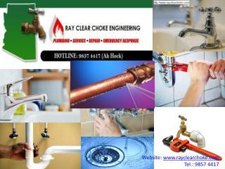 Plumber Repair Service in Singapore
