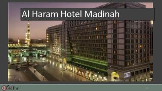 Al Haram Hotel Madinah - Madina - Hotels