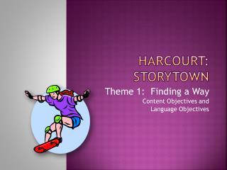 Harcourt: Storytown