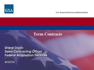 Term Contracts
