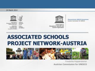 Associated Schools  project  network-Austria