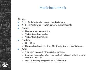 Medicinsk teknik