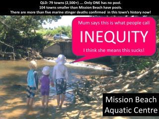 Mission Beach Aquatic Centre